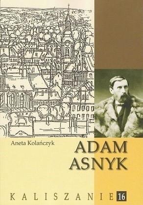 Adam Asnyk ksiażka