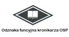Odznaka funkcyjna kronikarza OSP
