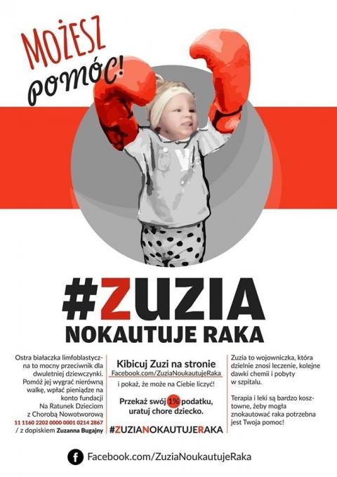 Pomoc dla Zuzi