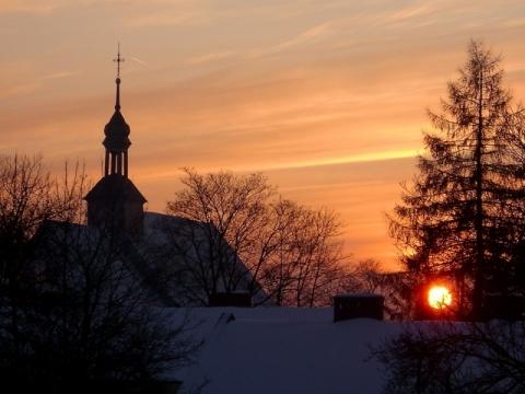 Kościół w Godzieszach Wielkich