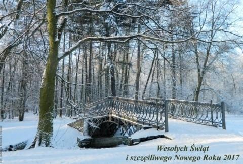 Opatówek zimą