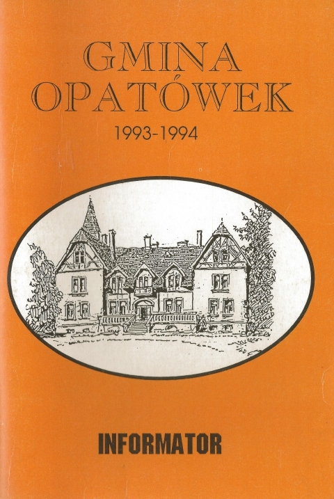 Gmina Opatówek 1993-1994