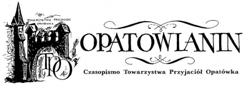 winieta Opatowianina